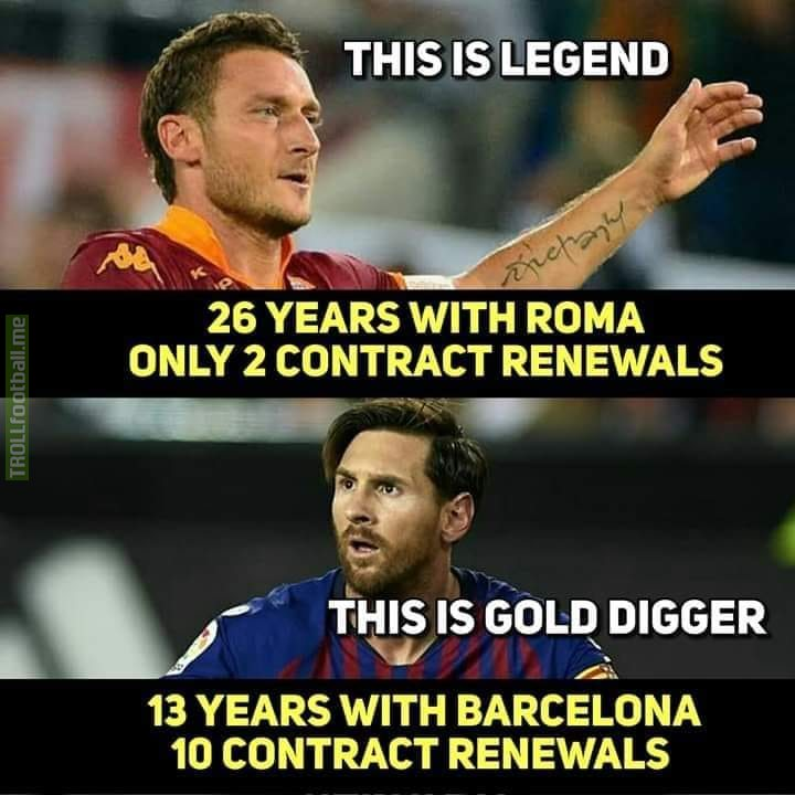 so many contracts😨😨.. if japanese club will offer him ×10 money than barca, he will surely leave to challenge iniesta😂