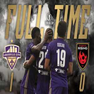 Louisville City defeat Phoenix to win USL Cup