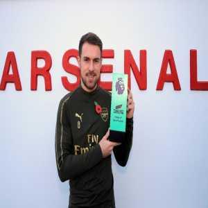 Ramsey wins GOTM