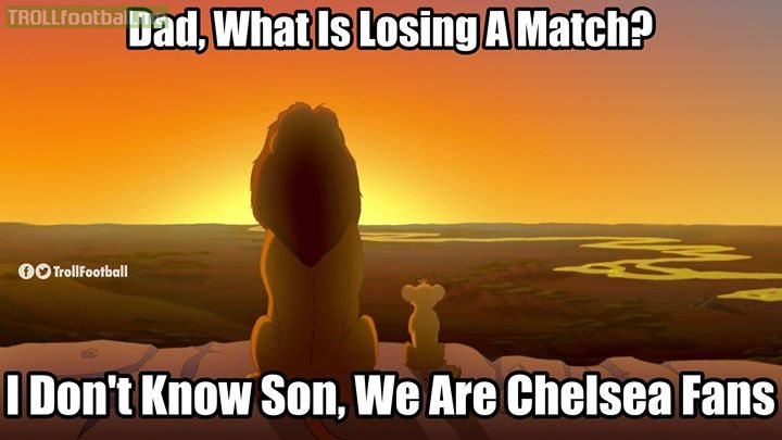 Chelsea FC - The only unbeaten side in Europe's top 5 league this season..