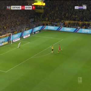 Dortmund [3]-2 Bayern - Paco Alcacer 73'