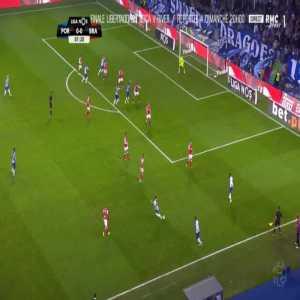 FC Porto 1-0 Braga - Tiquinho Soares 88'