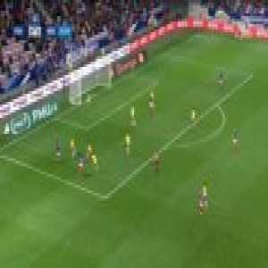 France W 1-0 Brazil W - Delphine Cascarino 23'