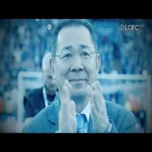 Leicester City Football Club - In loving memory of Vichai Srivaddhanaprabha