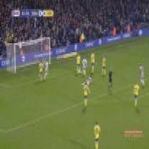 West Brom 4-0 Leeds - Dwight Gayle 83'