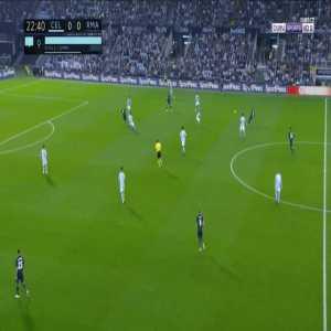 Celta Vigo 0-1 Real Madrid - Karim Benzema 23'