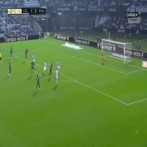 Celta Vigo 1:[4] Real Madrid - Dani Ceballos 90+1'