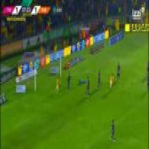 Edu Vargas Goal 38' - Tigres [2]-1 Puebla (Liga MX)