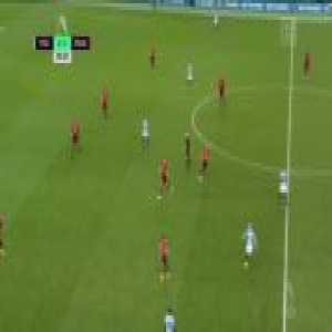 Manchester City's full 44 pass buildup to Gundogan's goal