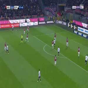 Milan 0-1 Juventus - Mario Mandzukic 8'