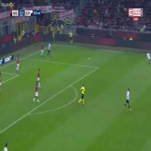 Milan 0:[2] Juventus - Cristiano Ronaldo 81'