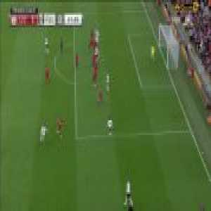 Mitrovic disallowed goal vs Liverpool due to offside call