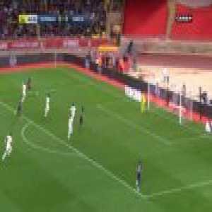 Monaco 0-1 PSG - Edinson Cavani 4'