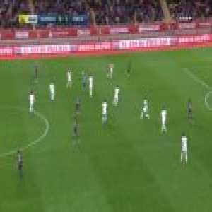 Monaco 0-2 PSG - Edinson Cavani 11'