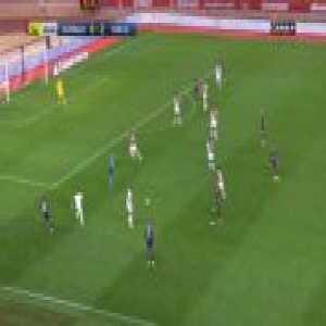 Monaco 0-3 PSG - Edinson Cavani 53'