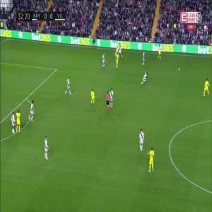 Rayo Vallecano 0:[1] Villarreal - Samuel Chukwueze 33'