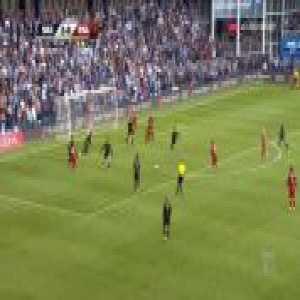 Sporting Kansas City 2-[1] Real Salt Lake [3-2 on agg.] - Sebastian Saucedo 61'