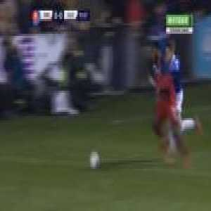 Hampton & Richmond 1-0 Oldham Athletic - Chris Dickson penalty 15'