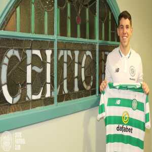 Ryan Christie signs a new 3-year deal with Celtic.