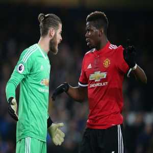 Current odds for Man Utd's season: To finish outside of the top 4 - 1/5. To not win a trophy - 1/20. Pogba and De Gea to leave - 5/6. Mourinho not to be in charge on opening day of next season - 8/11. Crisis.