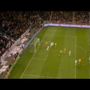 6 years ago Zlatan Ibrahimovic scored his famous bicycle goal against England