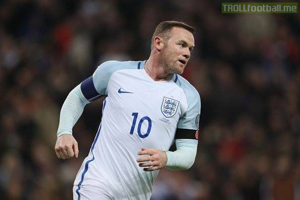 England will call Wayne Rooney up to the national team for the first time in two years so he can play his farewell match in front of English fans. Class.   This legend deserves a massive sendoff 👏🏽