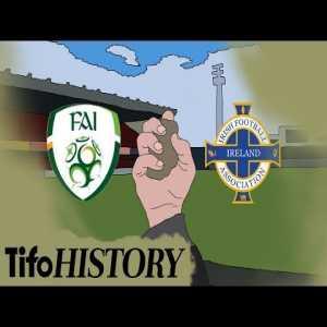 Northern Ireland v Republic of Ireland: A Brief History Of - YouTube
