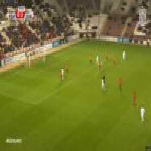 Spain U21 0-1 Denmark U21 - Mikkel Duelund 5'