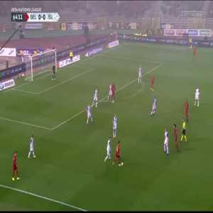 Belgium 1-0 Iceland - Batshuayi 65'