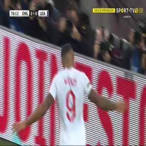 C. Wilson goal (England [3]-0 United States) 76'