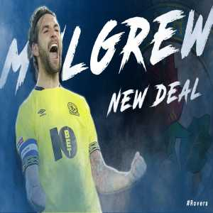 Charlie Mulgrew signs new deal at Blackburn