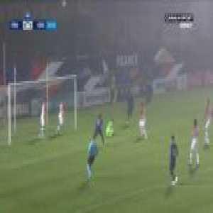 France U21 1-0 Croatia U21 - Jean-Philippe Mateta 14'
