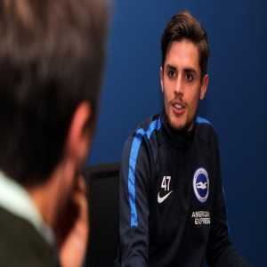 """He told me there was a chance I could die or have a heart attack. I thought 'mate, I'm going in 15 minutes, are you joking me?'"" - George Cox Brighton U23s defender reflects on his heart surgery"