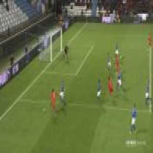 Italy U21 0-1 England U21 - Dominic Solanke 7'