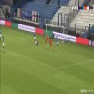 Italy U21 1-[2] England U21 - Dominic Solanke 53'