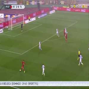 M. Batshuayi goal (Belgium [2]-0 Iceland) 80'