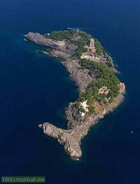 Ronaldo's New Island..♥  Oun7