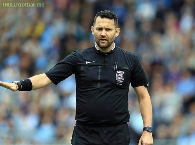 This referee was banned 21 days for forgetting his coin and having the captains deciding who gets the ball first with rock, paper, scissors.  Man should be promoted 😂