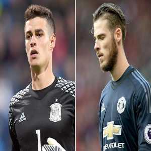According to Spanish News outlet AS, Kepa could replace De Gea as the new no.1 in the Spanish national team. Luis Enrique has told De Gea that he can't guarantee him the first spot after another poor performance against Croatia.