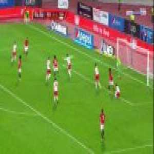 Egypt [1]-1 Tunisia - Trezeguet 32'