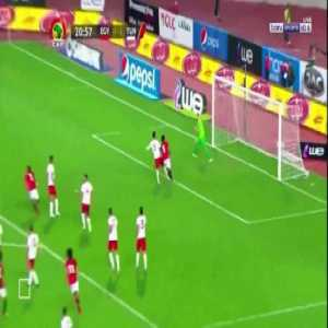 Egypt 3 vs 2 Tunisia - Full Highlights & Goals