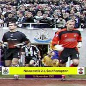 ⛔️ Fortress St James' ⛔️  Newcastle United claimed PL home win No.5 of 1️⃣1️⃣ in a row against Southampton OnThisDay in 2002