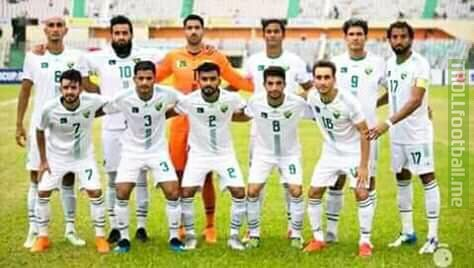 Pakistan(Currently on 199th in FIFA rankings) give a very tough time to Palestine(Currently On 99th in FIFA Rankings).👌👌  FT: Palestine 2: 1 Pakistan