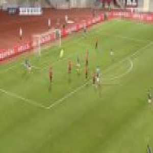 Albania 0-[1] Scotland — Ryan Fraser 14'