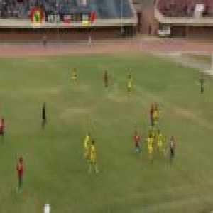 Gambia [1]-1 Benin - Lamin Jallow 70'