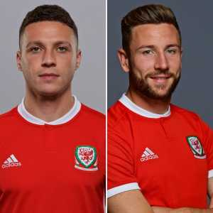 James Chester and Paul Dummett have withdrawn from the Wales squad through injury and will miss the journey to Albania.