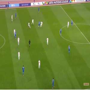 Madatov incredible goal   Azerbaijan [2]:[0] Faroe Islands
