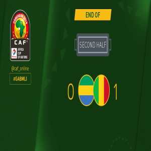 Mali have qualified for AFCON 2019