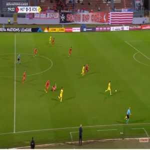 Malta 0-4 Kosovo - Donis Avdijaj 80'