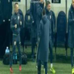 Romania 1-0 Lithuania - George Puscas 7'